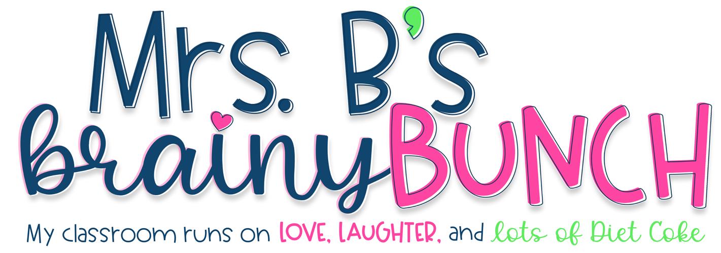 Mrs. B's Brainy Bunch